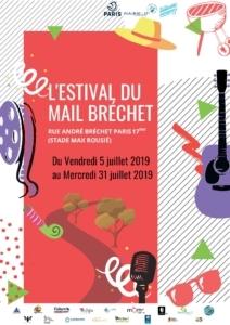 L'ESTIVAL DU MAIL BRÉCHET @ Mail Bréchet