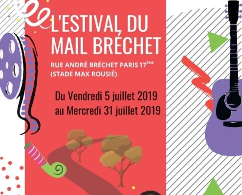 L'estival du Mail Bréchet