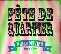 FÊTE DE QUARTIER place Navier @ Place du marché NAVIER